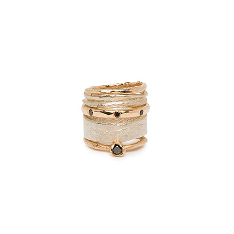 Alice Waese Stack 2 Ring