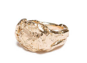 Alice Waese Small Signet Ring