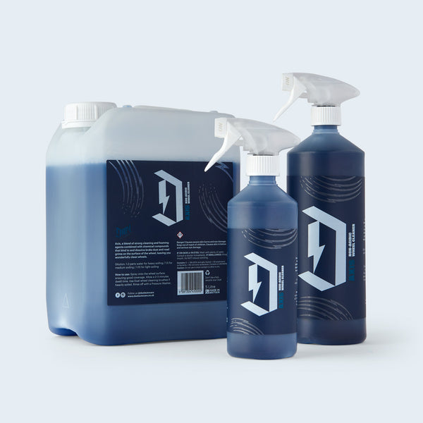 Duel Axis Acid Free Wheel Cleaner group