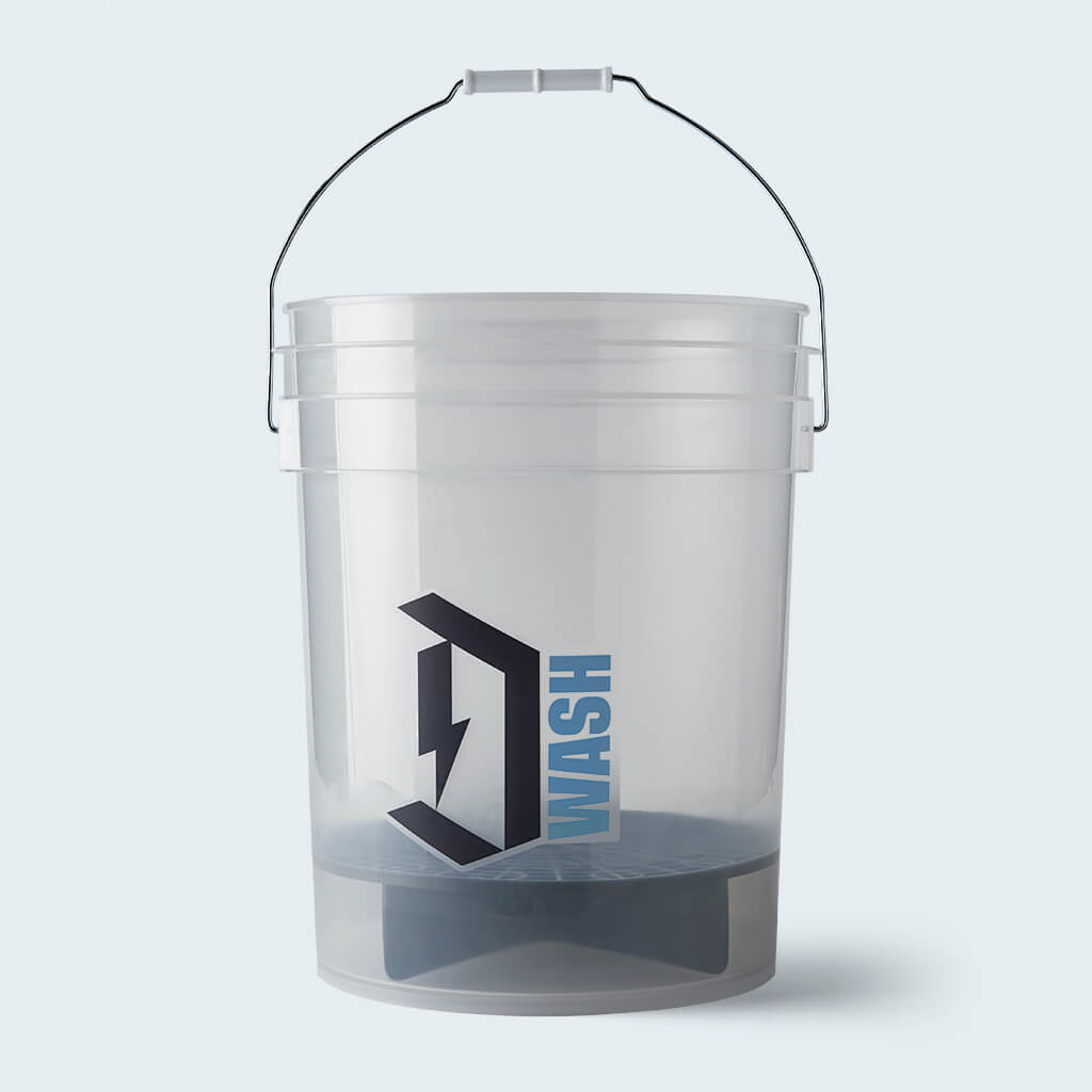 Duel Wash bucket with Grit Guard