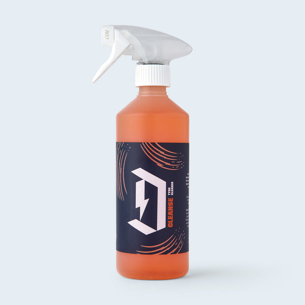 Duel Cleanse Tyre Cleaner 500ml