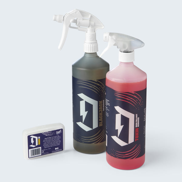 Duel Decontamination Kit 1 Litre