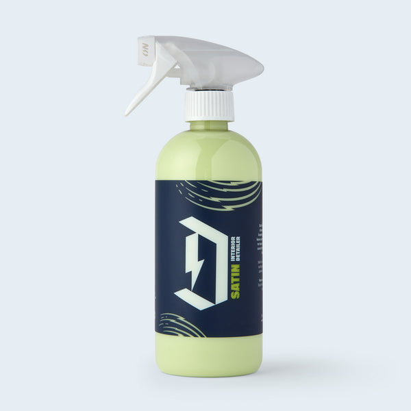 Duel Satin Interior Dressing & Cleaner 500ml