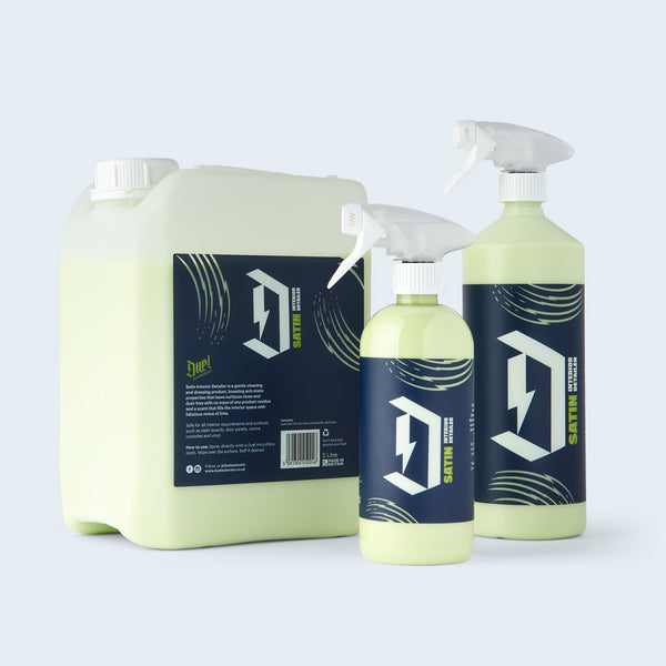 Duel Satin Interior Dressing & Cleaner group