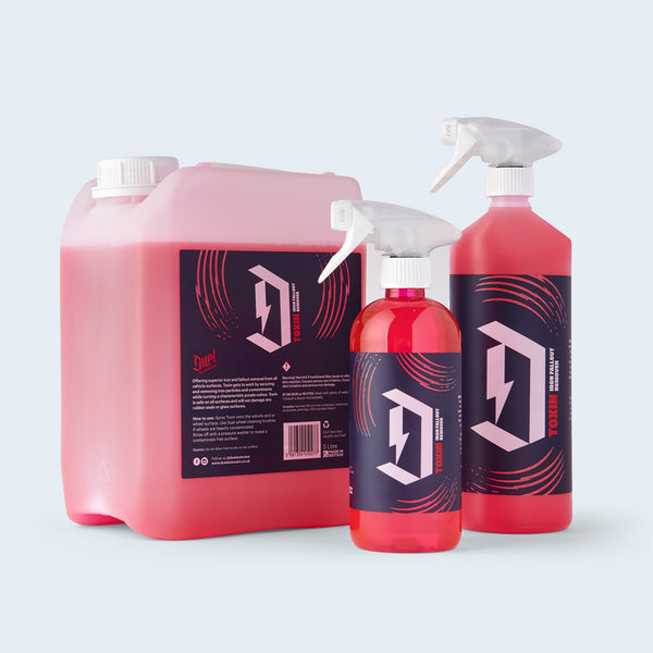 Duel Toxin Iron Fallout Remover group