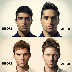 Image result for mattifying men powder hair
