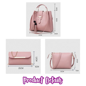 Premium 3 in 1 Lady Bag