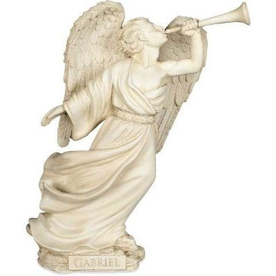 Archangel Gabriel 7 inch figurine by Angel Star