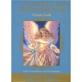 Doreen Virtue Angel Cards, Angel of Abundance Angel Cards