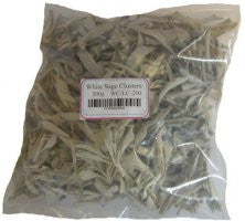 Californian White Sage Clusters - 200g