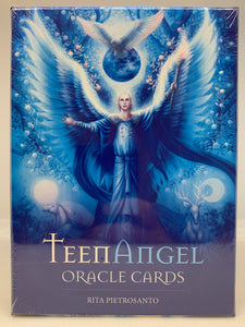 Teen Angel Oracle Cards