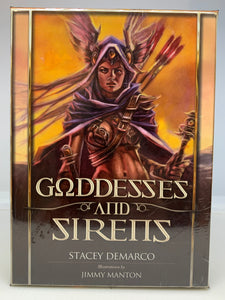 Goddesses & Sirens Oracle Cards