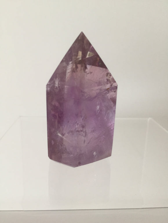 Amethyst Standing Point