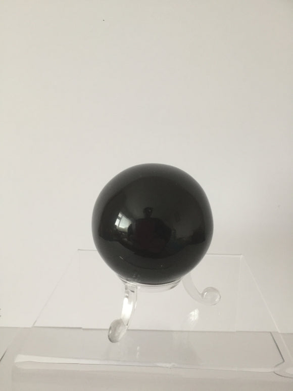 Sheen Obsidian Sphere