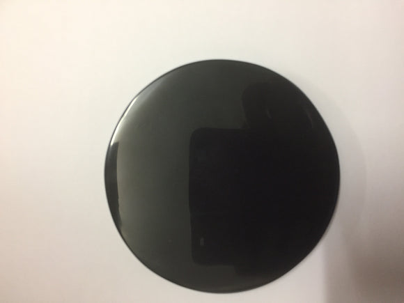 Scrying Mirror - Black Obsidian