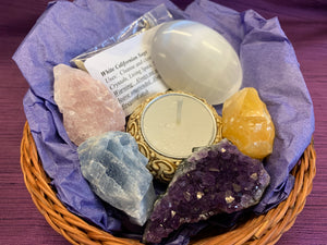 Crystal Lover's Hamper Small