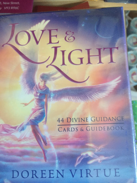 Doreen Virtue Love and Light Cards