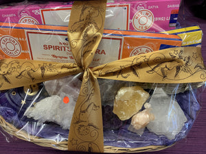 Crystal Lover's Holistic Hamper Medium