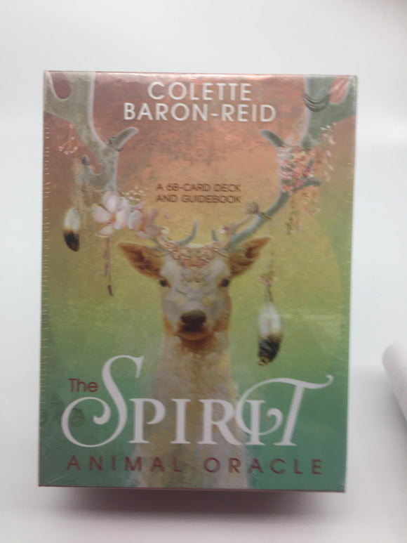 Spirit Animal Oracle, Collette Baron-Reid