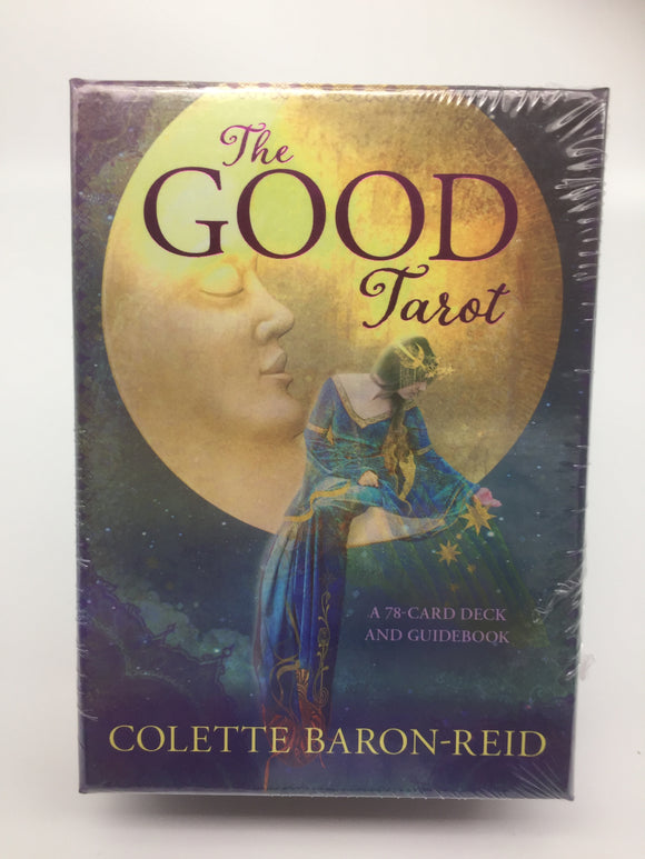 The Good Tarot by Collette-Baron-Reid