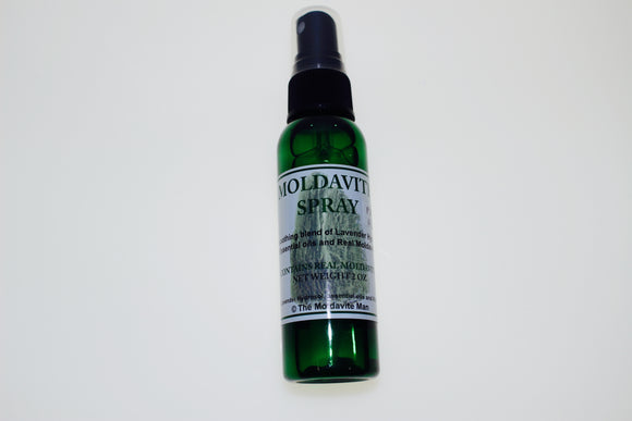 Moldavite Spray