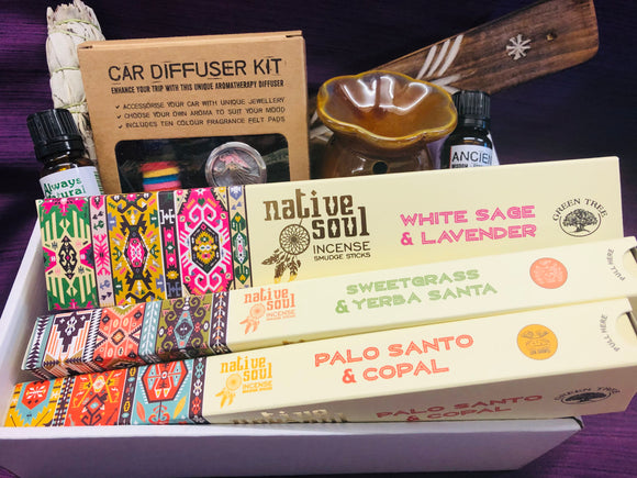 Aromatherapy Lovers Hamper Large