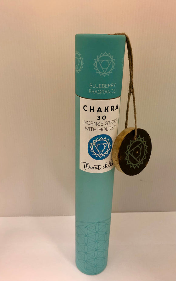 Throat Chakra Incense