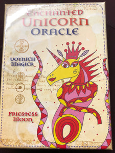 Enchanted Unicorn Oracle by Priestess Moon