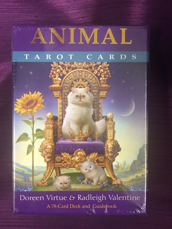 Doreen Virtue Animal Tarot Cards