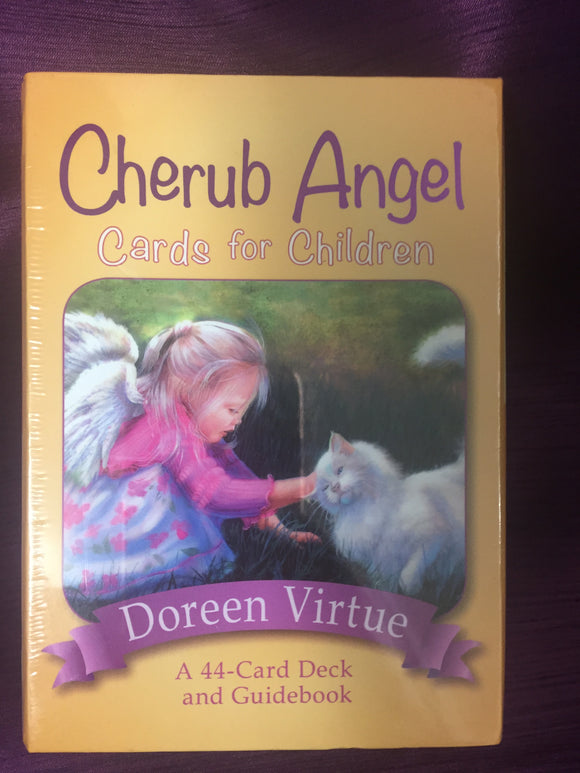 Doreen Virtue Cherub Angel