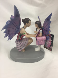 Ready for School Fairy Figure