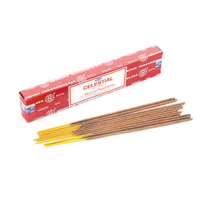 Satya Celestial Nag Champa Incense Sticks