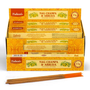 Tulasi Arruda Nag Champa Incense Sticks