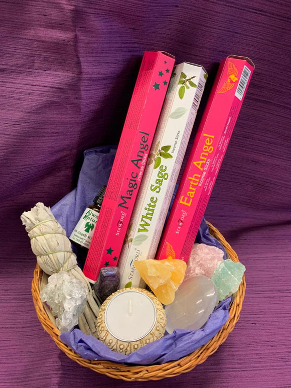 Medium Mixed Holistic  Gift Hamper
