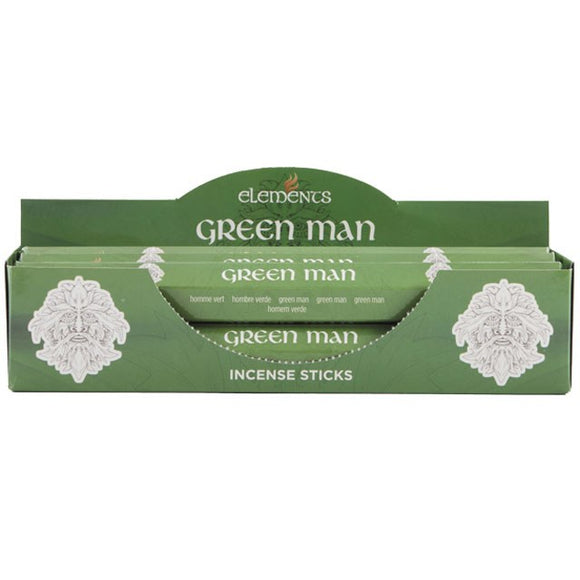 Elements Green Man Incense