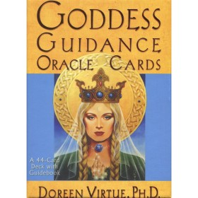 The Goddess Guidance Oracle Cards