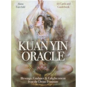 kuan Yin Oracle Cards/Divine Feminine