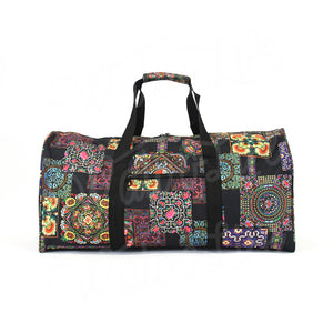 "22"" Gym Duffel Bag - Multi Patchwork"