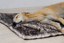 Load image into Gallery viewer, THE NORDIC- Faux Fur Dog Blanket Throw