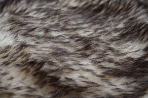 THE NORDIC- Faux Fur Dog Blanket Throw