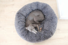 Load image into Gallery viewer, ON CLOUD 9 - Fluffy Round Deep Dog Bed