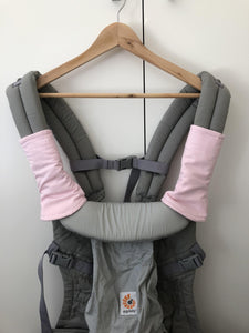 Baby Carrier Suck Pads/Strap Protectors-Accessories-Mumma & Co Handmade