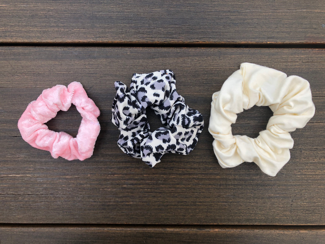 Scrunchies for Mumma... & 'Co'!