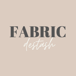 FABRIC DESTASH (selected products only)
