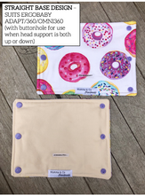 Load image into Gallery viewer, Baby Carrier Suck Pads/Strap Protectors-Accessories-Mumma & Co Handmade