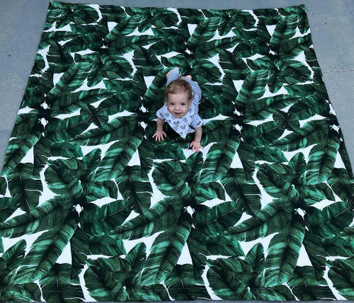 Extra Large Nappy Free Time/Leak Proof Playmat-Accessories-Mumma & Co Handmade