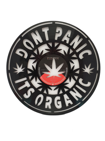 Dont Panic Its Organic Old Record
