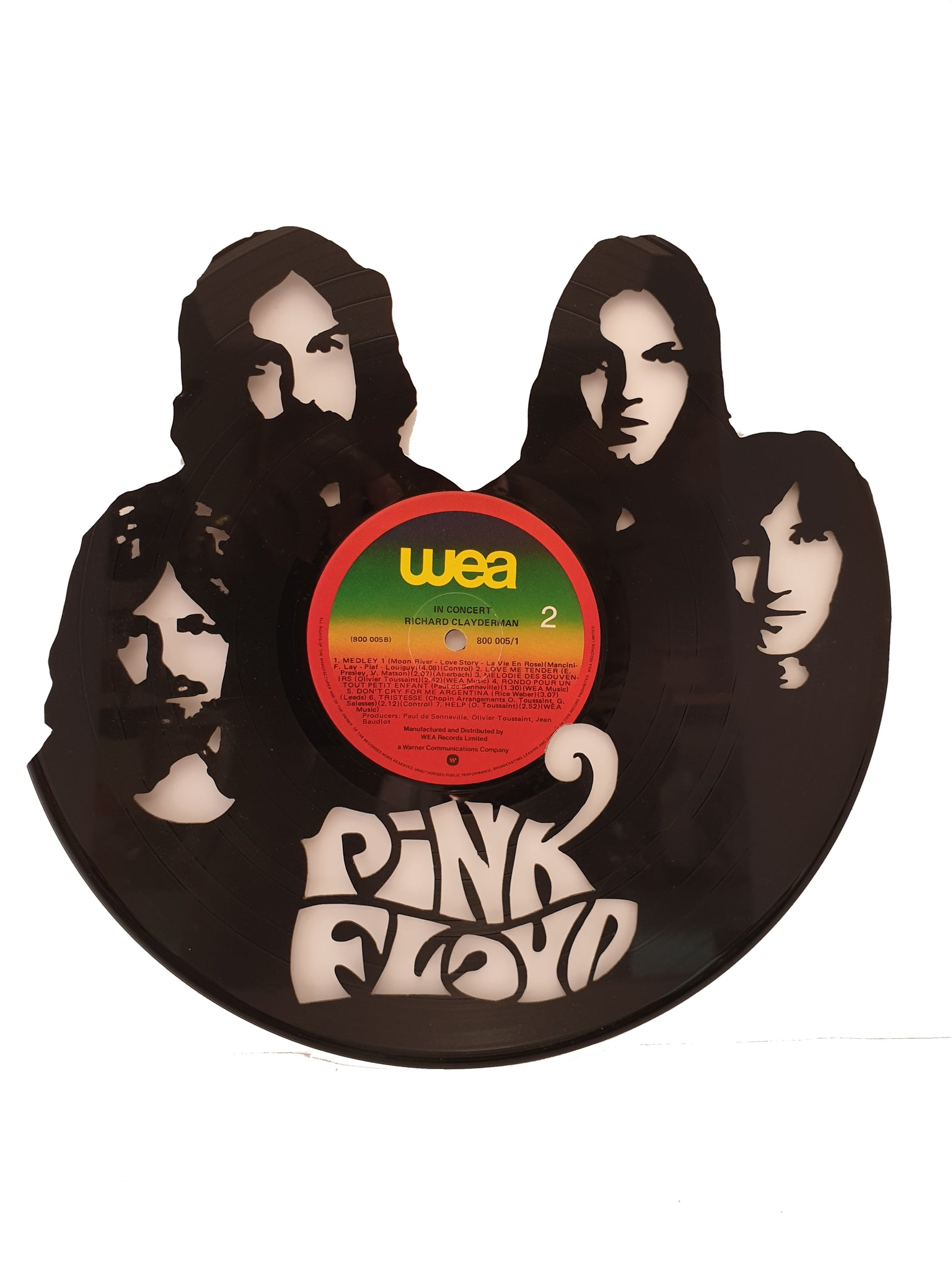 Pink Floyd Old Record