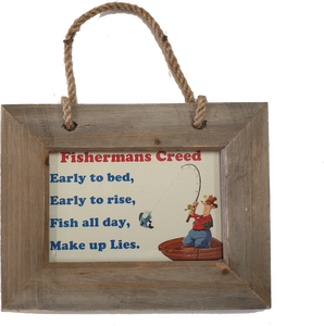 Fishermans Creed