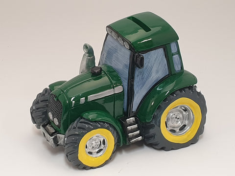 Tractor Money Box